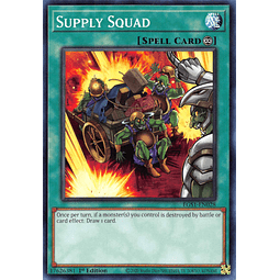 Supply Squad - EGS1-EN028 - Common 1st Edition