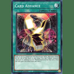 Card Advance - EGS1-EN029 - Common 1st Edition