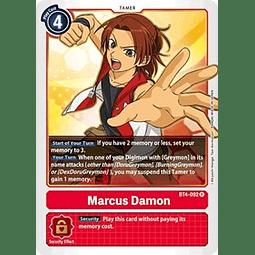 BT4-092 R Marcus Damon Tamer  (Pre-Release)