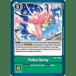 BT4-107 R Pollen Spray Option  (Pre-Release)