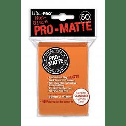 Protectores PRO-MATTE Standard (x50)