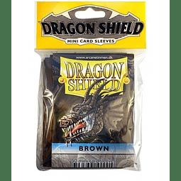 Protectores Small Dragon Shield (x50)