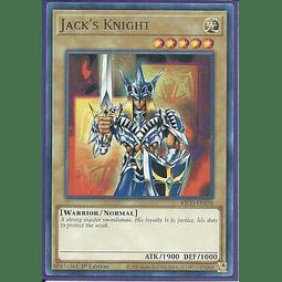 Jack's Knight - KICO-EN028 - Collector's Rare 1st Edition