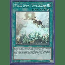 World Legacy Guardragon - KICO-EN056 - Super Rare 1st Edition