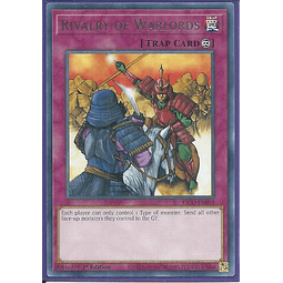 Rivalry of Warlords - KICO-EN058 - Collector's Rare 1st Edition