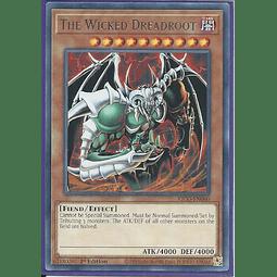 The Wicked Dreadroot - KICO-EN060 - Rare 1st Edition