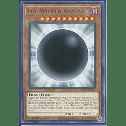 The Wicked Avatar - KICO-EN061 - Rare 1st Edition