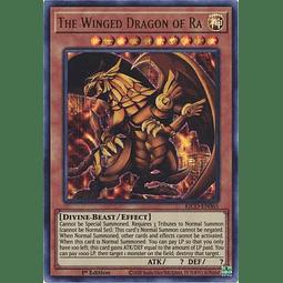 The Winged Dragon of Ra - KICO-EN065 - Millennium Ultra Rare 1st Edition