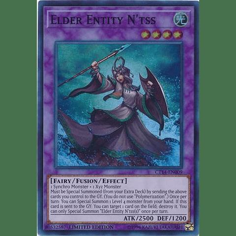 Elder Entity N'tss - CT14-EN009 - Super Rare Limited Edition