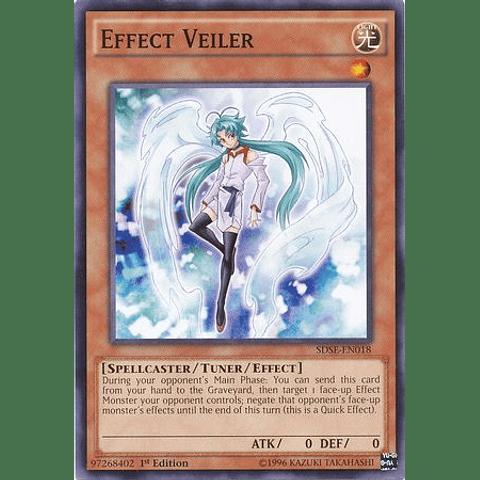 Effect Veiler - SDSE-EN018 - Common 1st Edition