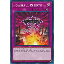 Powerful Rebirth - SDCL-EN034 - Common 1st Edition