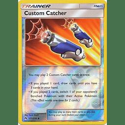 Custom Catcher - 171/214 - Uncommon Reverse Holo