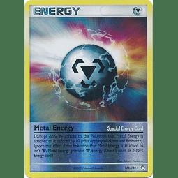 Metal Energy - 120/123 - Uncommon Reverse Holo