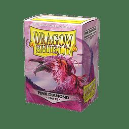 Protectores Standard Dragon Shield Matte (x100)