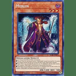 Merlin - BLRR-EN073 - Secret Rare 1st Edition