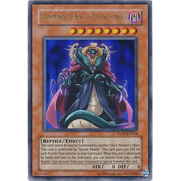 Vennominon the King of Poisonous Snakes - TAEV-EN014 - Ultra Rare Unlimited