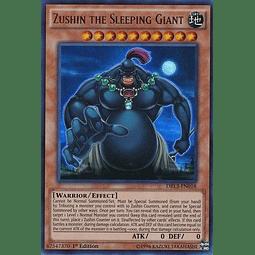 Zushin the Sleeping Giant - DRL3-EN018 - Ultra Rare 1st Edition