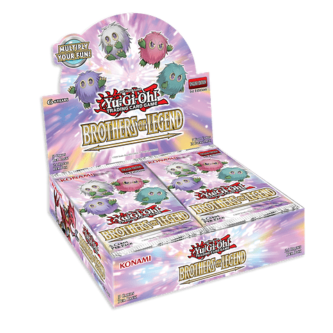 Brothers of Legend Booster Box