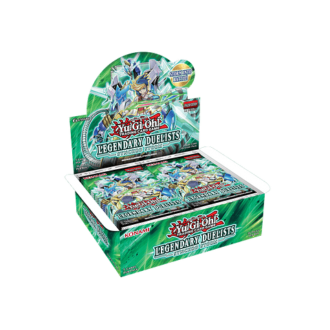 Legendary Duelists: Synchro Storm Booster Box