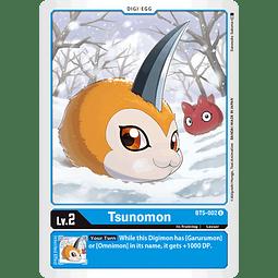 BT5-002 U Tsunomon (Digi-Egg)