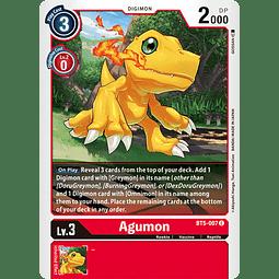BT5-007 C Agumon (Digimon)