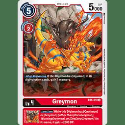 BT5-010 U Greymon (Digimon)