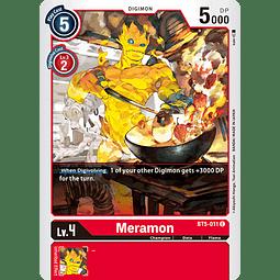 BT5-011 C Meramon (Digimon)
