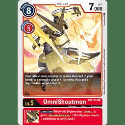 BT5-014 R OmniShoutmon (Digimon)