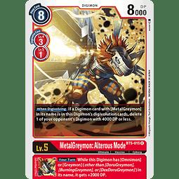 BT5-015 R MetalGreymon: Alterous Mode (Digimon)