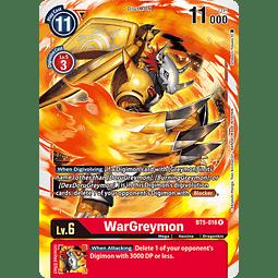 BT5-016 R WarGreymon (Digimon)