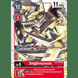 BT5-017 U ZeigGreymon (Digimon)