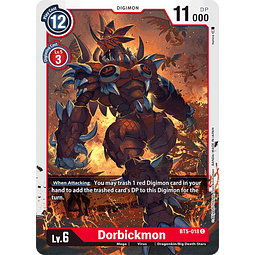 BT5-018 C Dorbickmon (Digimon)