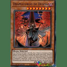 Dramaturge of Despia - DAMA-EN007 - Ultra Rare 1st Edition