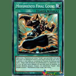 Gouki Finishing Move - DAMA-EN099 - Common 1st Edition