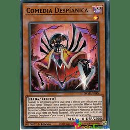 Despian Comedy - DAMA-EN004 - Super Rare 1st Edition