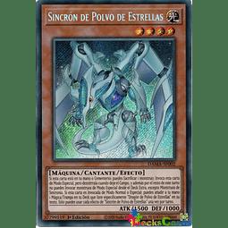 Stardust Synchron - DAMA-EN002 - Secret Rare 1st Edition