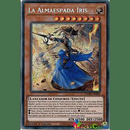 The Iris Swordsoul - DAMA-EN009 - Secret Rare 1st Edition