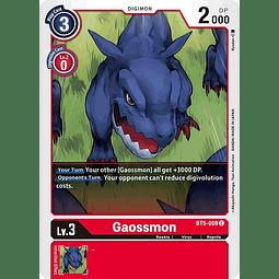BT5-008 C Gaossmon (Digimon)