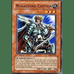 Marauding Captain - SD5-EN009 - Common 1st Edition