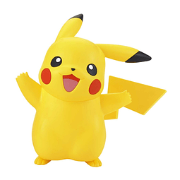 Pokémon Model Kit Quick!! 01 PIKACHU