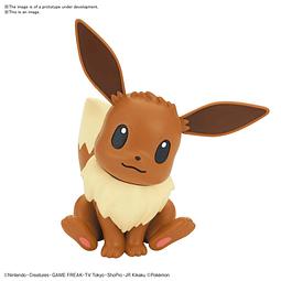 Pokémon Model Kit QUICK!! EEVEE