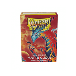 Cubre Protectores Small Dragon Shield Matte (x60)