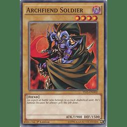 Archfiend Soldier - YS15-END02 - Common 1st Edition