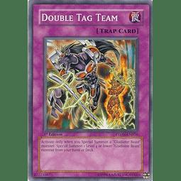 Double Tag Team - PTDN-EN076 - Common 1st Edition