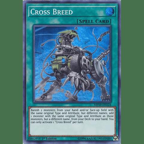 Cross Breed - MP19-EN124 - Super Rare Unlimited