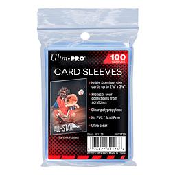 Protectores Económicos Regular Cards Ultra Pro (x100)
