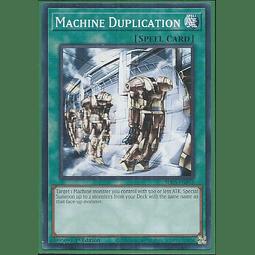 Machine Duplication - SDCS-EN032 - Common 1st Edition