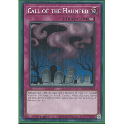 Call of the Haunted - SDCS-EN038 - Common 1st Edition