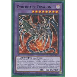Cyberdark Dragon - SDCS-EN045 - Common 1st Edition