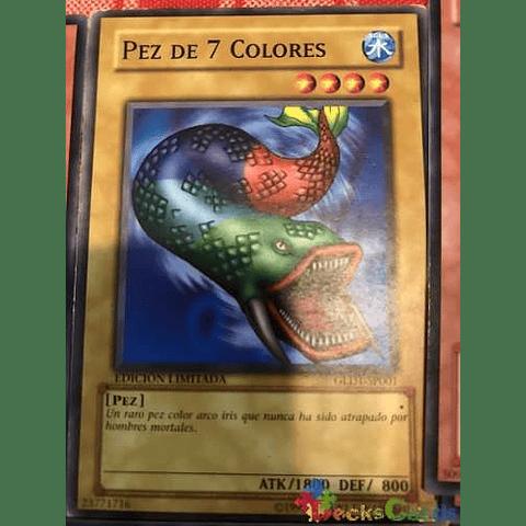 7 Colored Fish -gld1-en001- Common